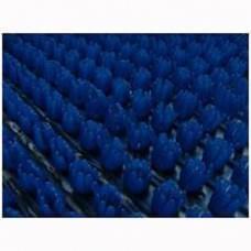 Щетинистое покрытие синее