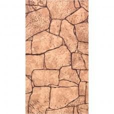 """Камень Алатау"" цвет Коричневый 1220*2440=2,98 м2 Матрица"