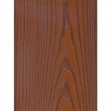 Тиснение под дерево (накладка для входных дверей) Темный Орех 2070*930*0,6см