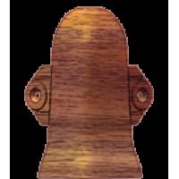 Наружный угол плинтуса Н67 IDEAL Элит