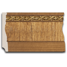 Плинтус декоративный арт. 153-4