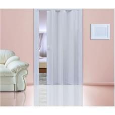 Дверь раздвижная ПВХ Белая глянцевая Стиль