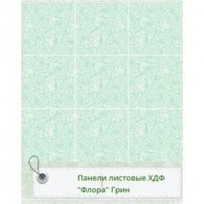 Панель RS Рустованная Флора Грин 1220*2440*3мм Матрица