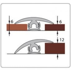 Крепление порога гибкого универсального стандартное КПС