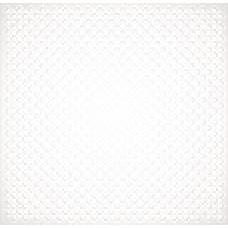 Панель потолочная ХДФ Глория,  цвет - Белый
