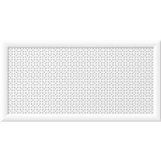 Экран для радиатора Дамаско Белый